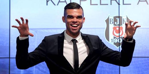Pepe'den büyük jest! Kulüp personelinin maaşlarını ödedi
