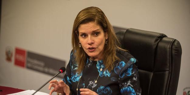 Peru'da kriz büyüyor! O isim de istifa etti
