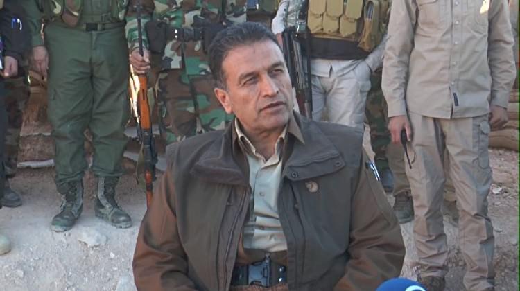 Peşmerge komutanı Serbest Lezgin PKK'yı deşifre etti