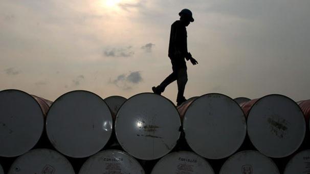Petrolün varili 77,65 dolar seviyelerinde