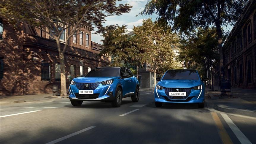 Peugeot 208 Avrupa'da en çok satan otomobil oldu