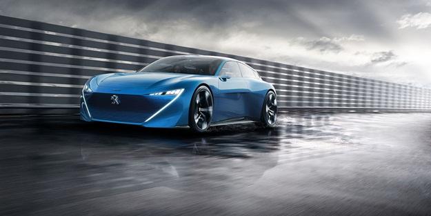 Peugeot Instinct Concept ile sınırsız özgürlük