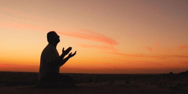 Peygamberimizin hayatından! Özlü bir dua öğreten bir peygamber