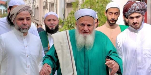 Peygamberimiz'in torunu El-Ahsai Hz, rahmet-i Rahman'a kavuştu! Cenaze programı belli oldu