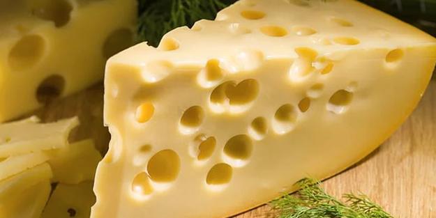 Peynirdeki delikler nasıl oluşuyor?