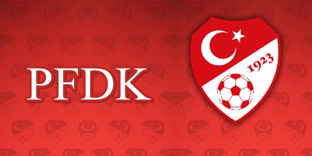 PFDK kulüplere ceza yağdırdı!