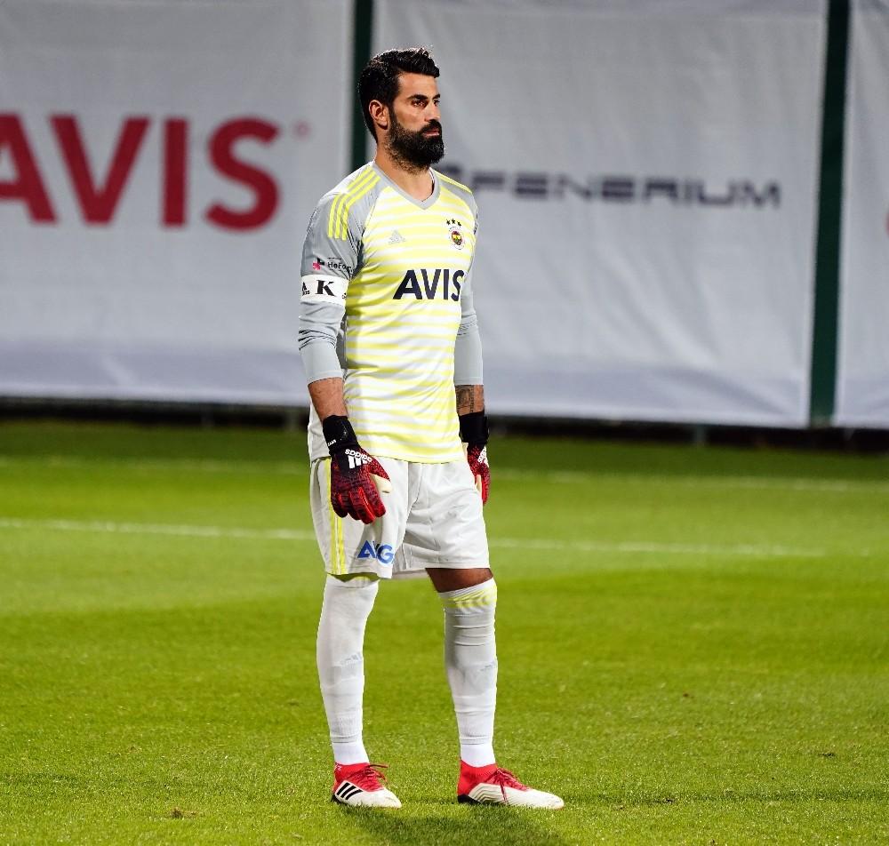 PFDK'dan Volkan Demirel'e 3 maç men