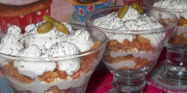Pişmeyen cheesecake tarifi