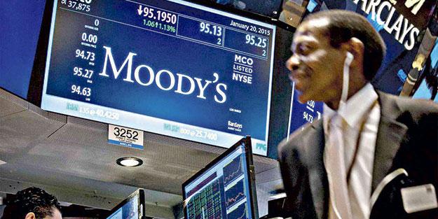 Piyasalar Moody's'e diz çökmedi