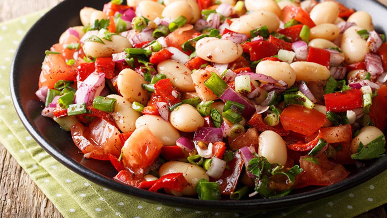 Piyaz nasıl yapılır? Piyaz salatası malzemeleri ve tarifi