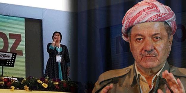 PKK adına konuşan DTK Eşbaşkanı'ndan Barzani'ye tepki!