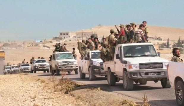 PKK bunu ilk kez yapıyor! Afrin'de hain plan