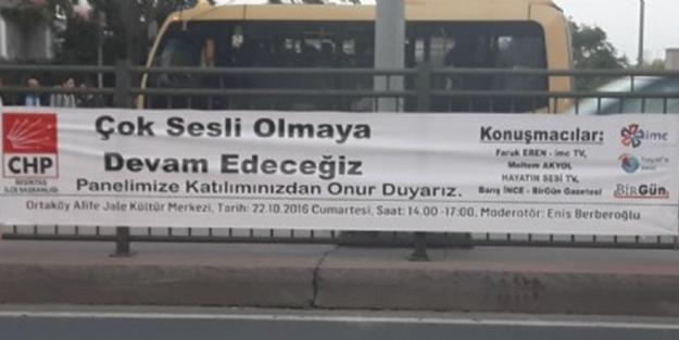 PKK, CHP'ye sponsor oldu