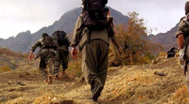 PKK ÇOCUKLARI KALKAN OLARAK KULLANIYOR