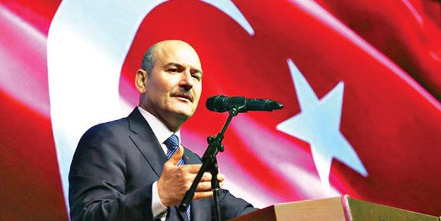 PKK da CHP de Soylu'dan rahatsız