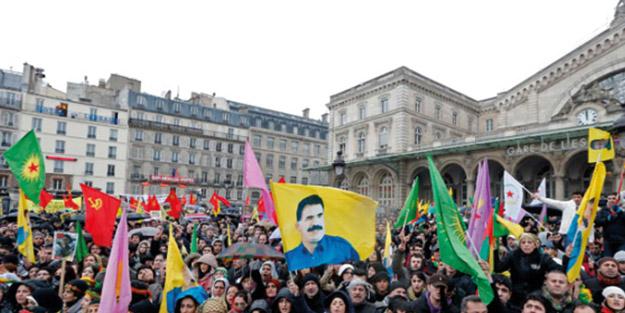 PKK 'DEAŞ'la savaşıyorum' gerekçesiyle Avrupa'da ağı genişletti