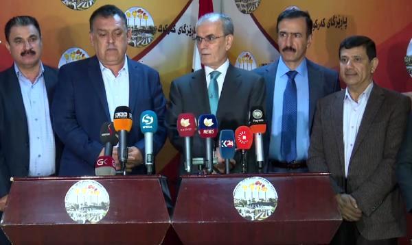 PKK DESTEKÇİSİ KERKÜK VALİSİNDEN TÜRKMENLER'E...