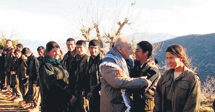 PKK elebaşı Duran Kalkan'ın tecavüzüne uğrayan terörist tacizleri belgeledi! 3 dakikalık videoyu askere teslim etti