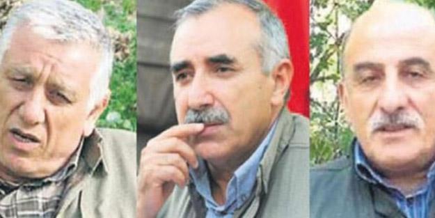 PKK elebaşlarının telsiz konuşmaları ortaya çıktı!