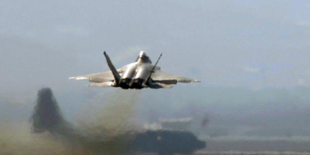 PKK noktalarına saldırınca ABD hava saldırısı yaptı