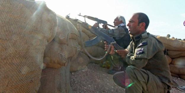 PKK'dan PYD'ye 150 militan takviyesi