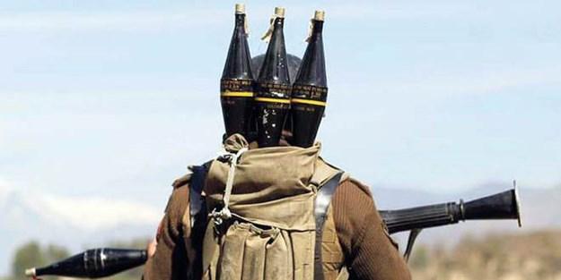 PKK şehirlere 80 bin silah yığdı