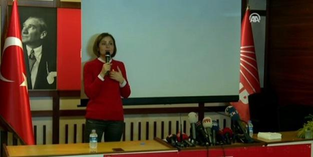 PKK sevici Figen CHP'li Kaftancıoğlu'na destek verdi