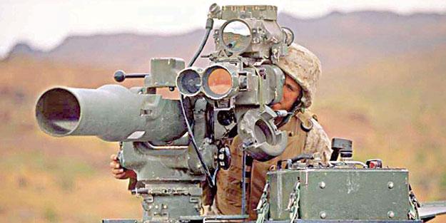 PKK sığınağından NATO silahı çıkıyor!