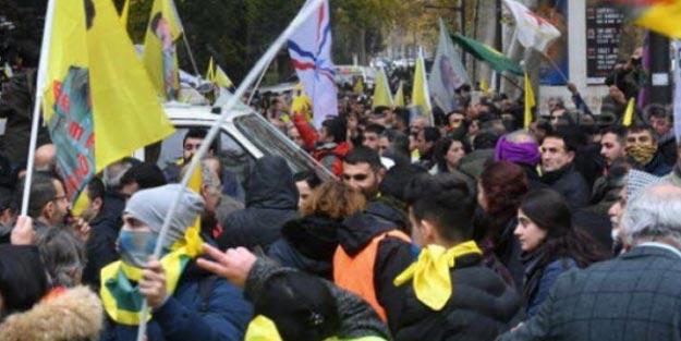 PKK yandaşı kahpeler AİHM ve Avrupa Konseyi'ne saldırdı