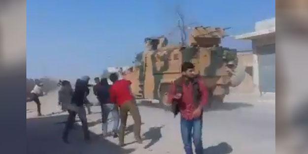 PKK yandaşları birden organize oldu! Türk askerine alçak saldırı