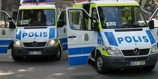 PKK yandaşları İsveç polisine saldırdı