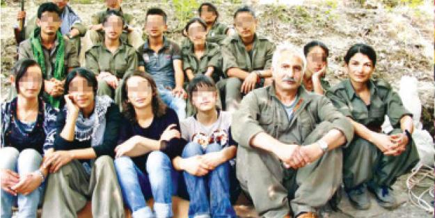 PKK yine kadınların arkasına saklanıyor!