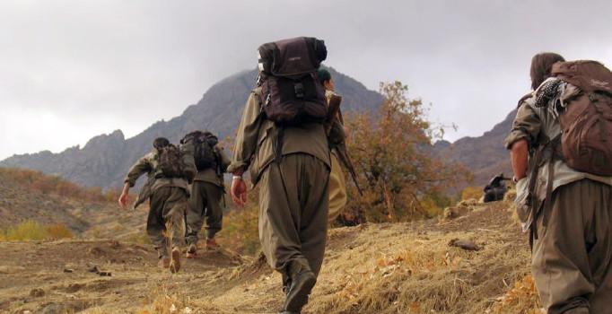 PKK'da derin çatlak! Çözülme telsiz konuşmalarına da yansıdı