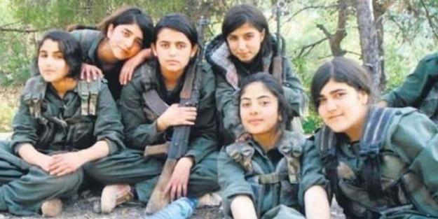 PKK'daki çocuk istismarı ifadelere yansıdı