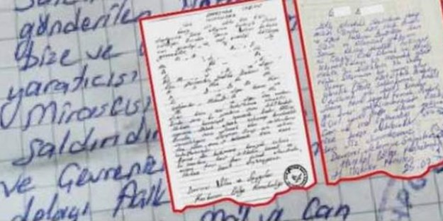 PKK'dan işçilere tehdit mektubu!