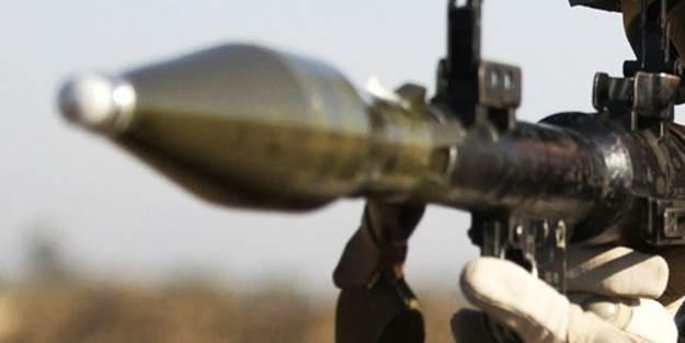 PKK'dan askere roketli saldırı: Şehit ve yaralılar var