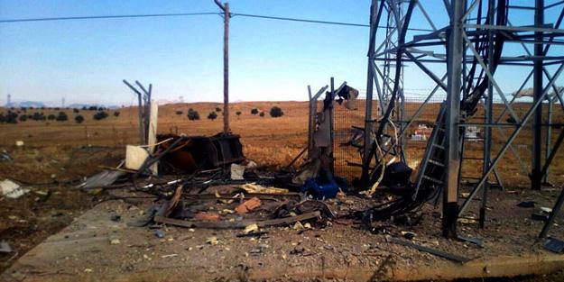 PKK'dan roketli saldırı! Çatışma çıktı