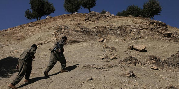 PKK'dan timsah gözyaşları! Çatışma dediler infaz çıktı