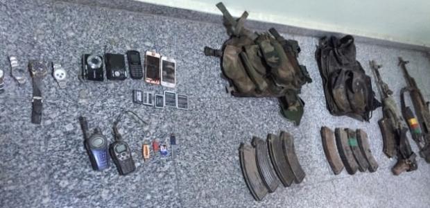 PKK'lının üzerinden bakın neler çıktı