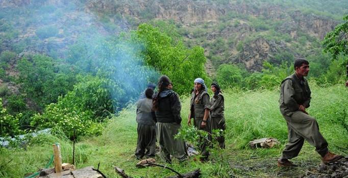 PKK'lı terörist Başkalene Suriye'ye kaçtı