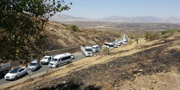 PKK'lı teröristler asker kaçırdı!