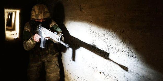 PKK'lı teröristler halâ Sincar'da saklanıyor!
