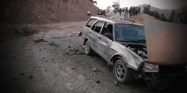 PKK'lı teröristlerden EYP'li alçak saldırı! Bölgede operasyon başlatıldı