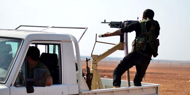 PKK'lılar sızmaya çalıştı! Teröristlerle çatışma çıktı!