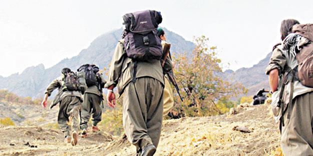 PKK'lıların telsizden feryadı: Ateşkese muhtacız