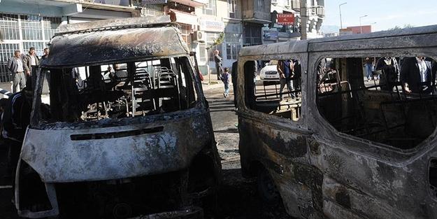 PKK'nın Cizre'ye verdiği hasar ortaya çıktı!