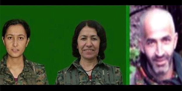 PKK'nın elebaşları öldürüldü!
