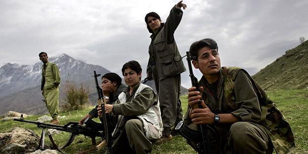 PKK'nın kalleş planı! Keskin nişancıları yerleştirdiler