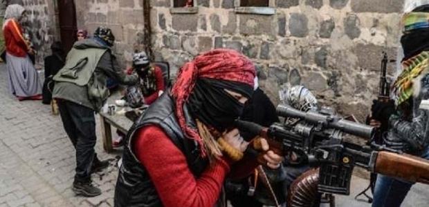 PKK'nın keskin nişancısı bakın kim?