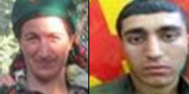 PKK'ya ağır darbe! 2 kritik isim daha öldürüldü!